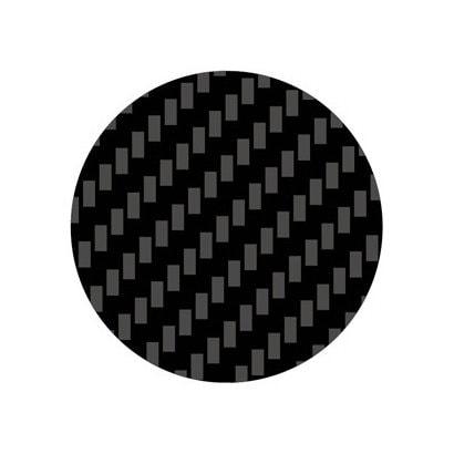 No:12682 カーボンスライドマーク(綾織り・極細) [ディティールアップパーツシリーズ]