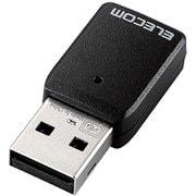 WDC-867DU3S [無線LAN子機 11ac 867Mbps USB3.0用 ブラック MU-MIMO対応]