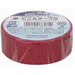 J2571 [ビニルテープS 19×10 赤]