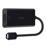 F2CU038btBLK [USB-C to HDMI アダプター (4K/60Hz対応)]