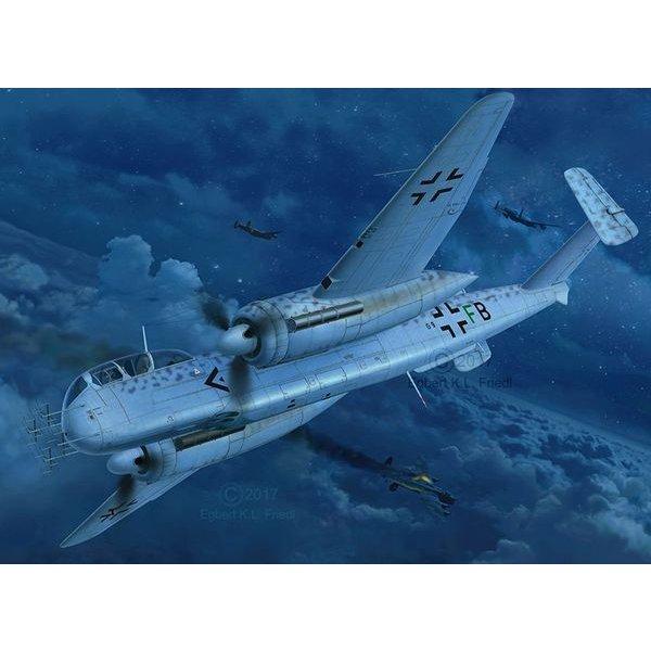03928 [ハインケル He219A-0 夜間戦闘機 1/32スケール エアクラフトシリーズ]