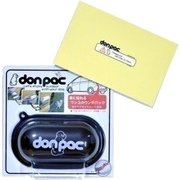 donpac(ドンパック) POP ブラック