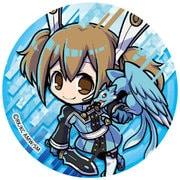 ソードアートオンライン -オーディナルスケール- BIG缶バッジ シリカ [直径76mm]