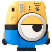 チェキカメラ INS MINI8 MINION [チェキカメラ instax mini8 ミニオン]