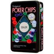 カードマークポーカーチップ 100 [ボードゲーム 対象年齢:6歳以上]