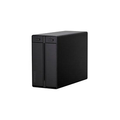 CRTS35U31C [USB3.1 Type-C接続 RAID機能搭載 SATA×2HDDケース]