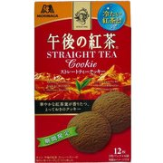 森永 午後の紅茶ストレートティークッキー 12枚