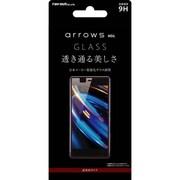 RT-ARM4F/CG [arrows M04 光沢 ガラスフィルム 0.33mm 液晶保護フィルム]