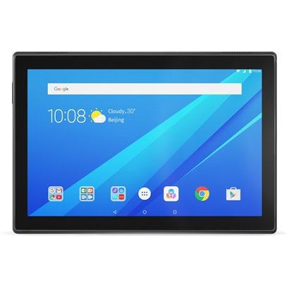 ZA2J0039JP [Lenovo TAB4 10 10.1型ワイド/Android 7.1/メインメモリ 2GB/フラッシュメモリ 16GB/スレートブラック]