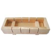 木製押し寿司器 五つ切り