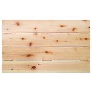 檜バスマット 56×35.5cm