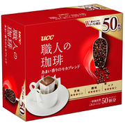 職人の珈琲ドリップコーヒーあまい香りのモカブレンド 50P