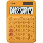 MW-C20C-RG-N [カラフル電卓 ミニジャストタイプ 12桁表示 オレンジ]