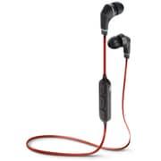 PG-BTE1S05 [Bluetooth4.1搭載 ワイヤレスステレオイヤホン レッド&ブラック]