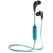 PG-BTE1S06 [Bluetooth4.1搭載 ワイヤレスステレオイヤホン ブルー&ブラック]