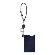 DSS01 [dunn passcase & strap SET パスケース/ストラップ セット ブルーブラック]