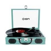 Vinyl Transport Blue [トランク型レコードプレーヤー]