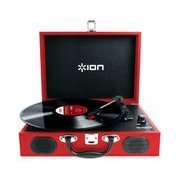 Vinyl Transport Red [トランク型レコードプレーヤー]