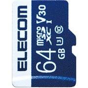 MF-MS064GU13V3R [MicroSDXCカード UHS-I U3 80MB/s 64GB ビデオスピードクラス対応 データ復旧サービス付]