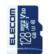 MF-MS128GU13V3R [MicroSDXCカード UHS-I U3 80MB/s 128GB ビデオスピードクラス対応 データ復旧サービス付]