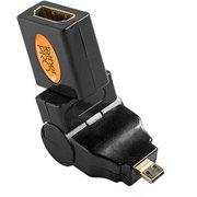 TPHDD360 [テザープロ HDMI マイクロスイベルアダプター]