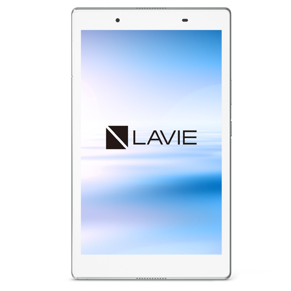 PC-TE508HAW [タブレットPC LAVIE Tab E 8型ワイド/Android7.1/Microsoft Office Mobile/ホワイト]