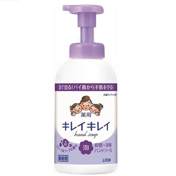 キレイキレイ 薬用泡ハンドソープ フローラルソープ 550ml
