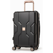 M3002-Z50BKPP [MODERNISM PP100% 真静キャスター/TSA搭載 スーツケース 機内持込可能サイズ BK ブラック]