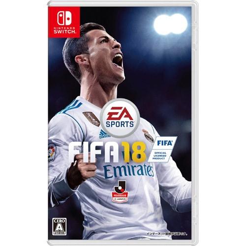 FIFA 18 [Nintendo Switchソフト]