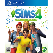 The Sims 4 Deluxe Party Edition [PS4ソフト]