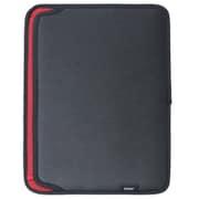 TBC-IPPY1703BK [iPad Pro10.5インチ用ケース スリップインケース横型 ポケット付 ブラック]