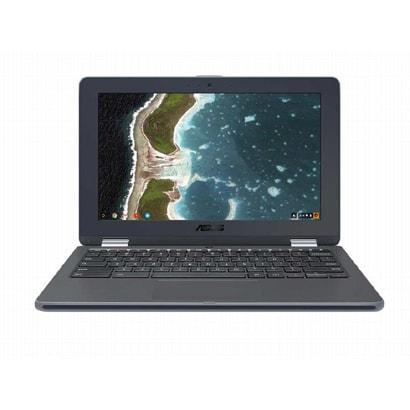 C213NA-N3350 [Chromebook Flip C213NA 11.6型/Celeron N3350/メモリ 4GB/32GB eMMC/Chrome OS/ダークグレー]