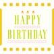 MCAA-HB001QR [インスタントムービーカード moovinカード FILMシリーズ Happy Birthday]