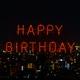 MCAA-HB002QR [インスタントムービーカード moovinカード NEONシリーズ Happy Birthday]