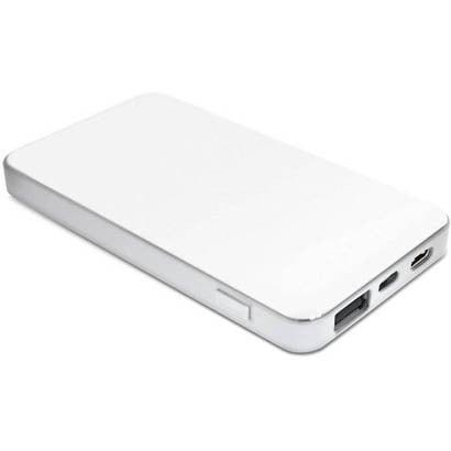 RK-PH060W [QuickCharge3.0 USB Type-C対応 モバイルバッテリー 6000mAh ホワイト]