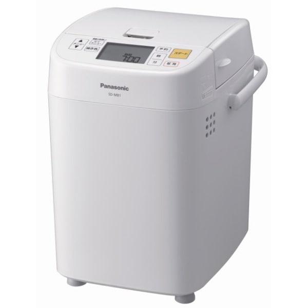 SD-MB1-W [ホームベーカリー 1斤タイプ ホワイト]