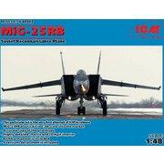 ミグ MIG-25 RB 偵察爆撃機 [1/48 エアクラフトシリーズ 48902]