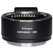FR-C6GF [マウントアダプター レンズ側:コンタックス645 ボディ側:富士フイルムG 電子接点付き ブラック]