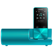 NW-S313K L [メモリーオーディオ WALKMAN(ウォークマン) 4GB スピーカー付属 ブルー]