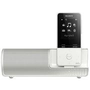 NW-S315K W [メモリーオーディオ WALKMAN(ウォークマン) 16GB スピーカー付属 ホワイト]
