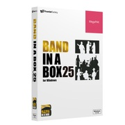 PGBBPMW111 [Band-in-a-Box 25 for Windows MegaPAK]