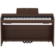 PX-870BN [電子ピアノ Privia オークウッド調]