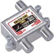 2DMLS [2分配器 全端子通電形 2K・4K・8K対応 屋内用]