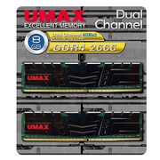 DCDDR4-2666-8GB [バルクメモリ HS UMAX DIMM 4GB×2]