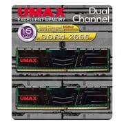 DCDDR4-2666-16GB [バルクメモリ HS UMAX DIMM 8GB×2]
