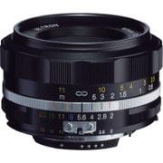 ULTRON 40mm F2 Aspherical SLIIS ブラックリム