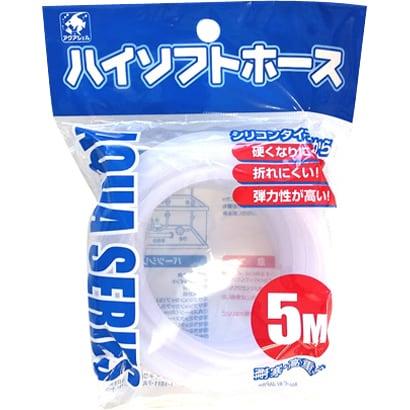 ハイソフト ホワイト 5m HS-5 [観賞魚用エアーチューブ]