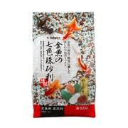 金魚の七色珠砂利 2kg [アクアリウム用底砂・砂利]