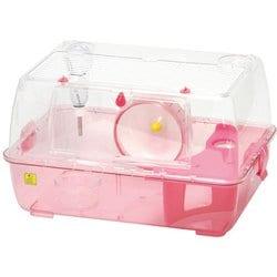 ルーミィ ピンク C11 [小動物用飼育ケージ・アクセサリ]