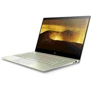 2DP48PA-AAAE [HP ENVY 13-ad005TU 13.3インチワイド/Core i3-7100U/メモリ 4GB/SSD 256GB/ドライブレス/Windows 10 Home 64ビット/シルクゴールド]